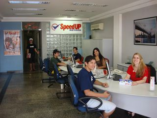 Speed Up Idiomas - Brasília by S.Perdigão