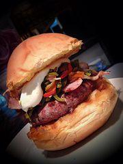 Smoked Burger'S by Pedro Pacheco E Silva Katchborian