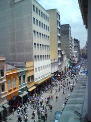 Rua 25 de Março by Paula Donegan