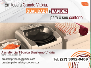 Assistência Técnica Vitoria by Anne Santos