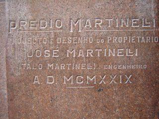 Edifício Martinelli by Davi Gomes