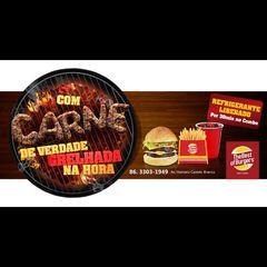 Te Best Of Burgers by Gilmar Alves Da Conceição