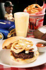 Cadillac Burger by Karina Brandao