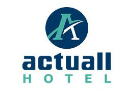 Actuall Hotel by Thalita Rodrigues