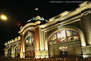 Mercado Municipal Paulistano (Mercadao de Sao Paulo) by Cibelle Bertoni