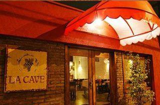 La Cave by Chalaine Kerchner Santana