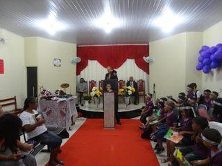 Pb. Igreja Primitiva Universo Para Cristo by Alexandro Abreu Da Silva