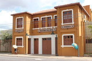 Teatro do Boi by Flávio Ramos
