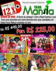Tá Na Manha ( O Mais Novo Site de Compras Coletivas da Baixada by FLASH Grafica e Eventos