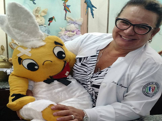 Dentista Dra. Ivana Regina Soares Garcia by Anne Santos
