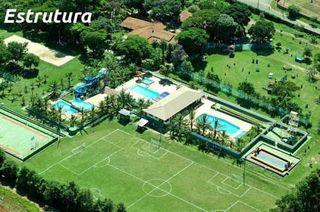 Brotas Eco Resort by Booking