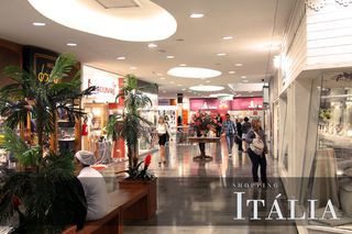 Shopping Center Itália by Apontador