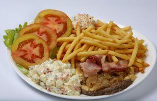 Pibus Hamburger by Apontador
