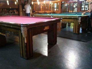 Santarém Snooker Bar by Arthur Naoto Yonemura