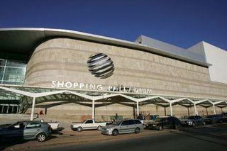 Palladium Shopping Center by Milton De Abreu Cavalcante