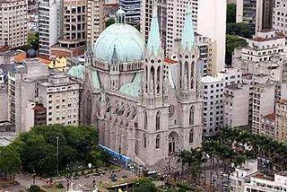 Catedral da Sé by Patrícia Panza