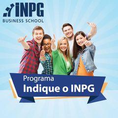 Inpg - Instituto Nacional de Pós Graduação by Ray Filho