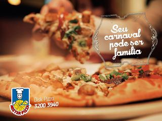 Mister Pizza - Praia do Canto by Thomas Cavalcanti Coelho