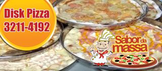 Pizzaria Sabor da Massa by Thomas Cavalcanti Coelho