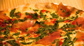 Rei do Pedaço Pizzas by Daniele Mendes