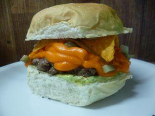 I Love Burger by Nicole Patrício