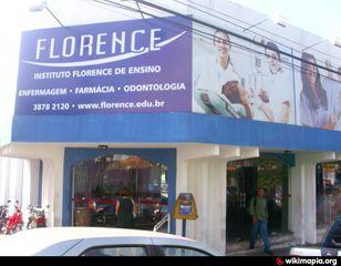 Instituto Florence de Ensino Superior by Wilton Ribeiro Lima