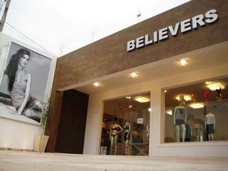 Believers Roupas e Acessórios Ltda. by Antônio Carlos Cornaccioni