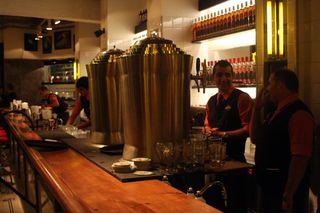 Bar Astor by Ully Karina D'Ávila