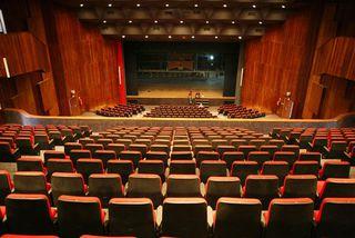 Teatro Goiânia - Setor Central by Lucidarce Da Matta