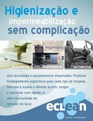 Eclean Florianópolis - Higienizações de Estofados by Eclean Florianópolis Higienização de Estofados