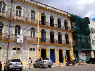 Teatro Sesc Belém by Danilo José Rocha