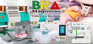 BRA Máquinas - Máquinas de Costura e Bordado by contato