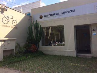 General Wings Bicicletas Elétricas by Paloma Salgueiro