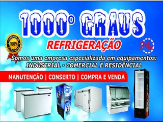 1000 Graus Refrigeração by Anna