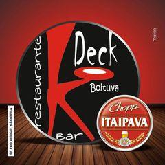 Deck Bar e Restaurante by Ciro S. Costa