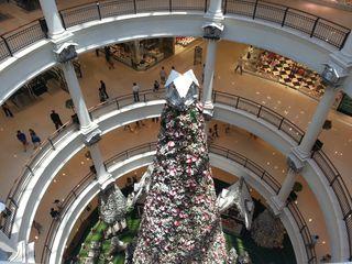 Shopping Center Pátio Higienópolis by Leonardo Andreucci