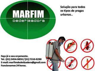Marfim Dedetizadora by Marfimdedetizadora
