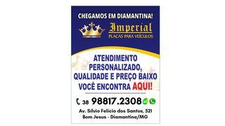 Imperial Placas Para Veículos by Anelise Santos Menezes