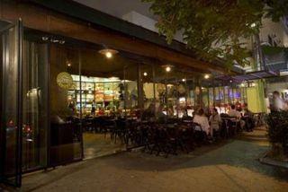 Bar Aurora by Vivian Gon