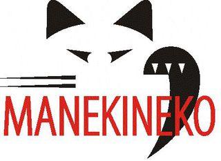 Manekineko by Amanda Siqueira