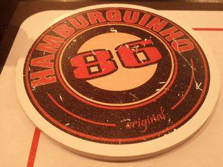 Hamburguinho by Paula Donegan