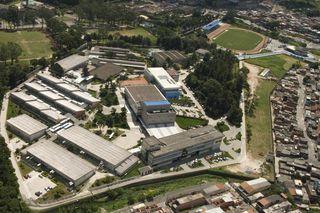 Centro Educacional da Fundação Salvador Arena by Carolinecefsa