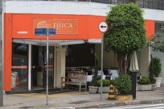 La Buca Romana by Paula Donegan
