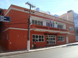Cine Teatro Cuiabá - Museu do Cinema by Larissa