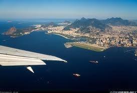 Aeroporto do Rio Santos Dumont Rj by Irann Coffey