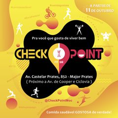 Checkpoint Fit Bar by Carlaemichael Checkpoint