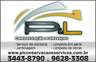 P&L Conservação e limpeza by pl conservação e serviços