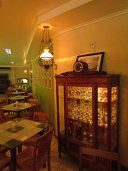 Restaurante Largo da Palmeira by Thomas Cavalcanti Coelho