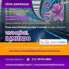 Link Dedicado Vivo - Solicitações para provedores e empresas by Apontador