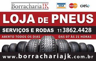 Borracharia Jk - Loja de Pneus e Roda - Venda e Conserto Na Pompéia by Agnaldo Andrade De Jesus